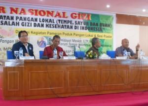 Seminar Nasional Gizi